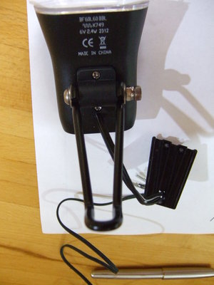 Philips Saferide Dynamo fitted with Edelux Bracket (2).JPG