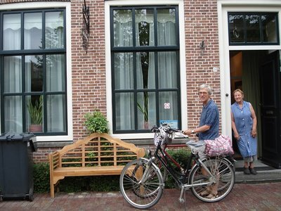 Dutch cyclist welcome B and b.jpg