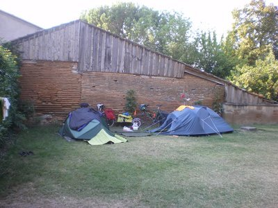Camping Municipal Le Mas d'Agenais  28th Aug 2013.JPG